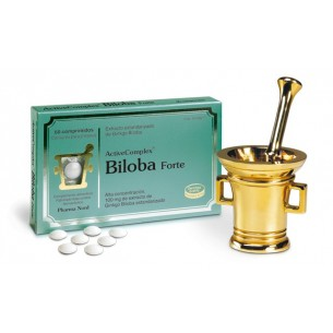 ACTIVECOMPLEX BILOBA FORTE 60COMP LAB.PHARMA NORD