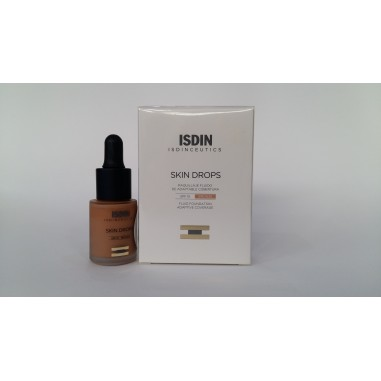 ISDINCEUTICS SKIN DROPS FLUID 15ML BRONZE