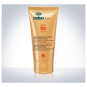 Nuxe Sun crema fundente SPF 50 50ml