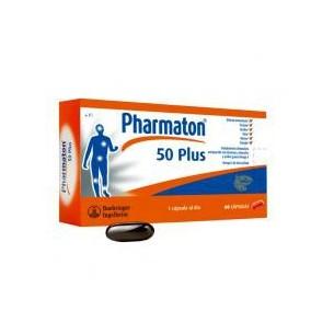 PHARMATON 50 PLUS (CORACTIVE)  30 CAPS