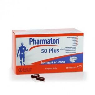 PHARMATON  PLUS 50 (CORACTIVE)  60 CAPS
