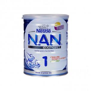 NAN 1 EXPERT LECHE LACTANTES  800 G