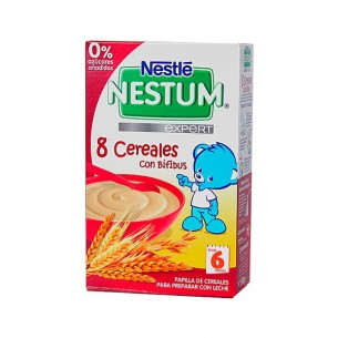 EXPERT 8 CEREALES 500 G