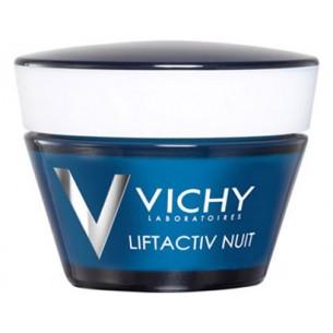 Liftactiv tratamiento anti-arrugas noche Vichy 50 ml