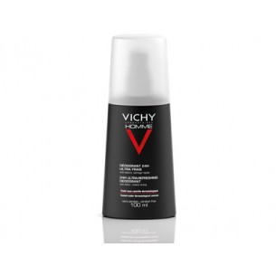 Desodorante spray ultra fresco Vichy Homme 100 ml