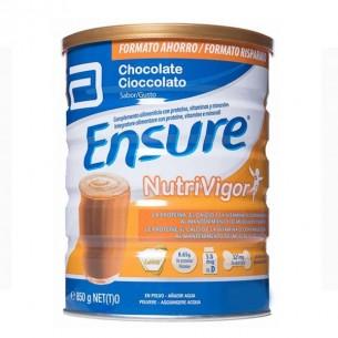 ENSURE NUTRIVIGOR  850 G LATA CHOCOLATE