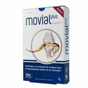 MOVIAL PLUS FLUIDART  28 CAPS