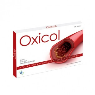 OXICOL CAPS  28 CAPSULAS