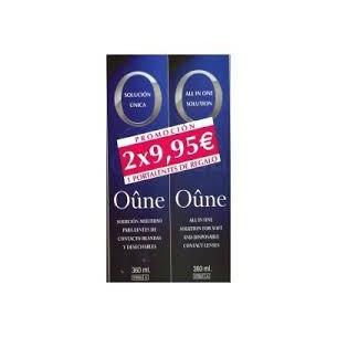 OUNE SOLUCION UNICA 2X360 ML
