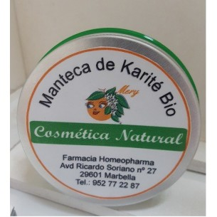 MANTECA DE KARITE BIO HOMEOPHARMA 50G
