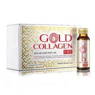 GOLD COLLAGEN FORTE 50 ML 10 FRASCOS MONODOSIS