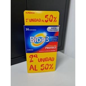 BION3 PROTECT PACK 2ª UNIDAD AL 50 % 60 COMP
