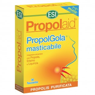 PROPOLAID PROPOLGOLA MASTICABLE MIEL 30 TAB