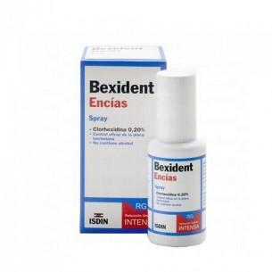 BEXIDENT ENCIAS CLORHEXIDINA 0,2% 40 ML SPRAY