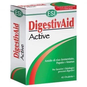 DIGESTIVAID ACTIVE 45 TABLETAS