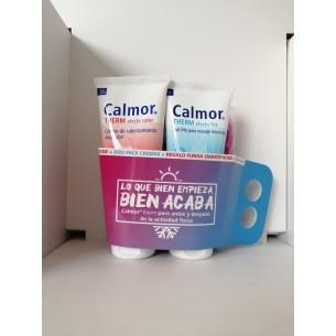 CALMOR DUO PACK CREMAS FRIO/CALOR+ FUNDA