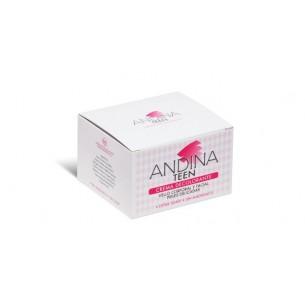 ANDINA TEEN CREMA DECOLORANTE + POLVO 30 ML +10 ML