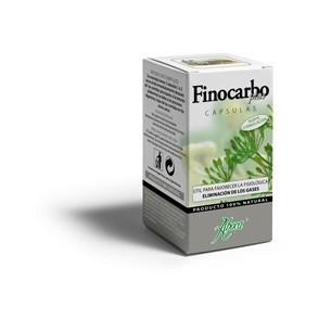 FINOCARBO PLUS 500 MG 50 CAPS ABOCA