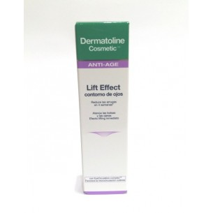 DERMATOLINE COSMETIC LIFT EFFECT CONTORNO OJOS 15ML
