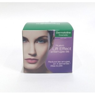 DERMATOLINE LIFT EFFECT CREMA DIA ANTIARRUGAS 50ML