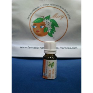 ESENCIA DE LIMON 10 ML HOMEOPHARMA
