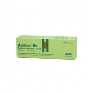 ACNIBEN RX BALSAMO REPARADOR LABIAL 10 ML