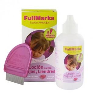 FULL MARKS SOLUCION PEDICULICIDA 100 ML