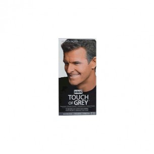 TOUCH OF GREY MORENO-NEGRO 40 G JUST FOR MEN
