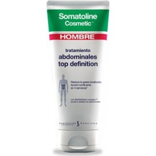 SOMATOLINE COSMETIC HOMBRE TOP DEFINITION TTO ABDOMINALES 200 ML