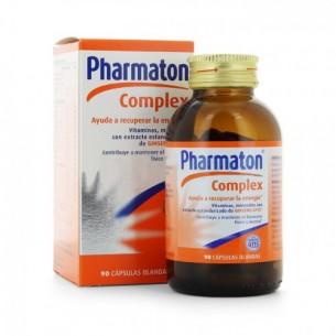 PHARMATON COMPLEX 100 COMPRIMIDOS.
