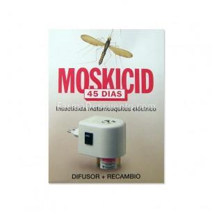 MOSKICID REPELENTE 45 DIAS DIF+REC
