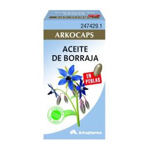 ACEITE DE BORRAJA ARKOFLUIDO 5O CAPS