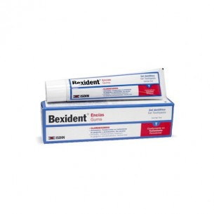 BEXIDENT ENCIAS CLORHEXIDINA 0.2% GEL GINGIVAL 50 ML