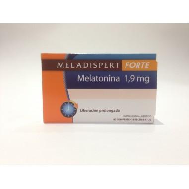 MELADISPERT FORTE 1.9 MG LIBERACIÓN PROLONGADA 60 COMPRIMIDOS