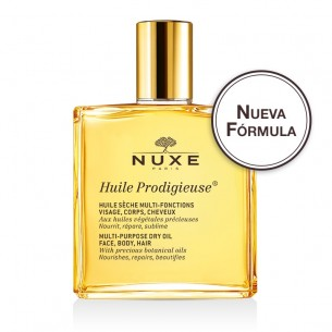 NUXE HUILE PRODIGIEUSE NUEVA FORMULA 50 ML